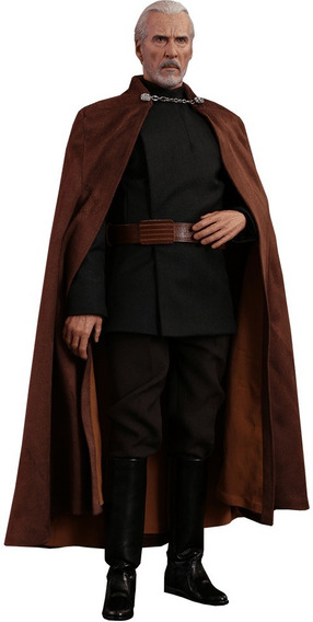 Dooku 1/6 Star Wars Hot Toys Luke Yoda Luke