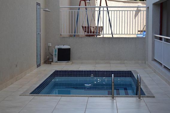 Apartamento Em Jardim Europa, Jaguariúna/sp De 70m² 2 Quartos À Venda Por R$ 350.000,00 - Ap463982