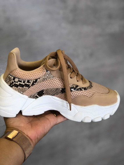 Tênis Chunky Sneaker- Píton