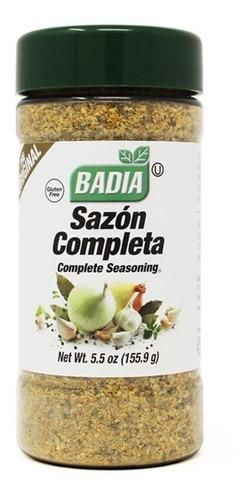 Exquisita Sazon Completa X 155 Gr Badia - Especias Sin Tacc