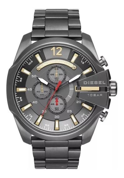 Relógio Diesel Dz4421 Original + Caixa, Comprado Nos Eua