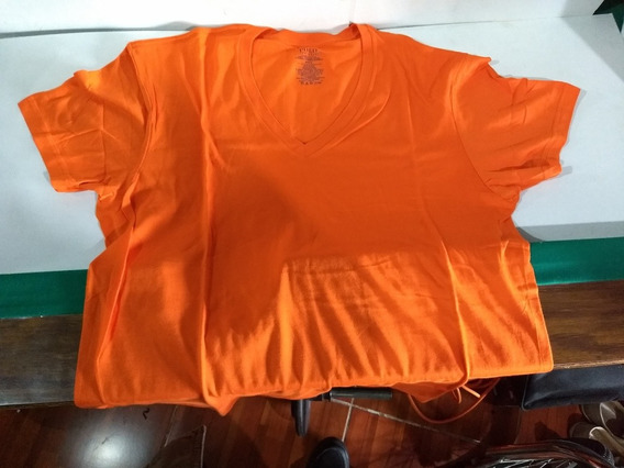 Polo Ralph Lauren Playera Original #10 Talla M