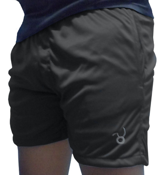Short Deportivo Para Caballero Unicolor Pack 2 Unidades
