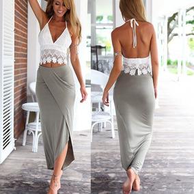 Vestidos largos de playa baratos