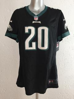 Jersey Philadelphia Eagles Dama Mujer #20 Dawkins Nike Nfl
