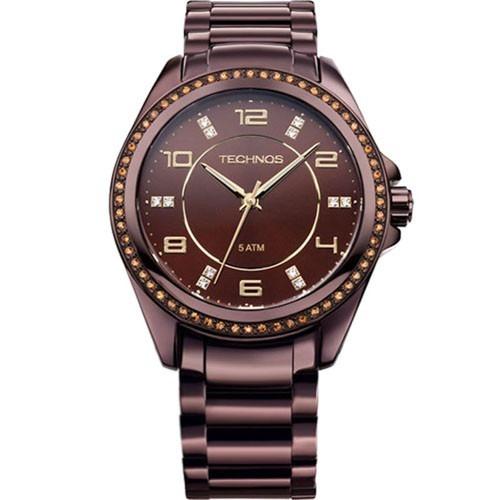 Relógio Feminino Analógico Technos Elegance 2035ffg/1m