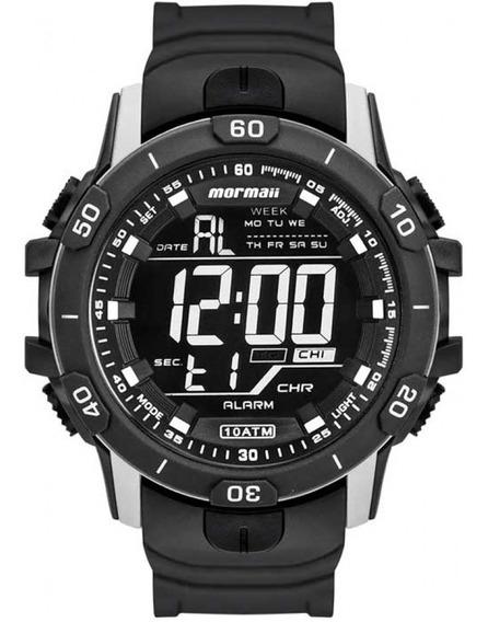 Relógio Mormaii Masculino Digital Mo3690aa/8c