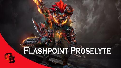 Imagem 1 de 3 de Dota 2: Huskar - Flashpoint Proselyte