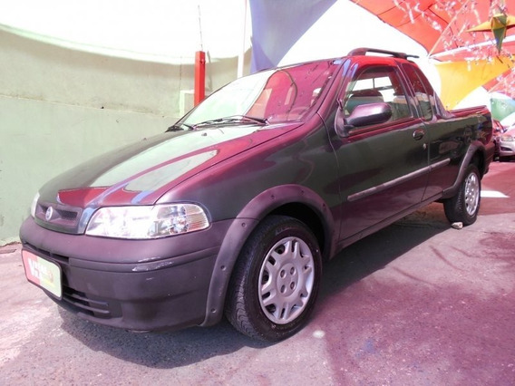 Fiat Strada 1.5 Mpi Working Ce 8v Gasolina 2p Manual