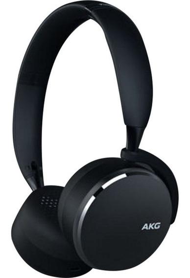 Fone Estereo Bluetooth On Ear Akg Y500 - Preto