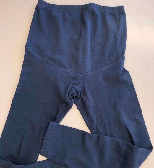 Calza Embarazada Legginsy Madre In Eu Azul Talle S