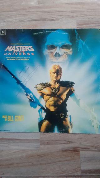 Lp Masters Of The Universo Trilha Sonora Original