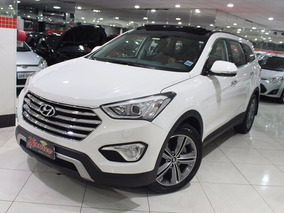 Grand Santa Fé 3.3 V6 4x4 2016 Tiptronic Xavier Multimarcas