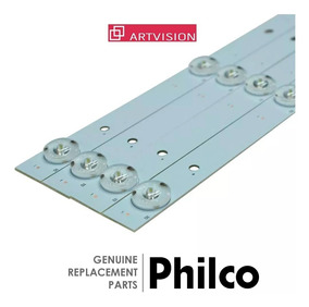 Kit De Led Barramento Philco Ph40r86gsdw Versão 1/2