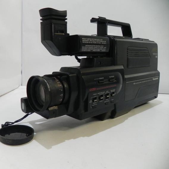 Panasonic M5 Vhs Movie Com Maleta/acessórios (no Estado)