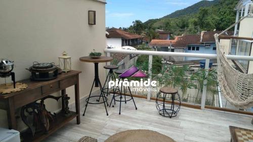 Casa Com 2 Dormitórios À Venda, 80 M² Por R$ 700.000,00 - Juquehy - São Sebastião/sp - Ca5872
