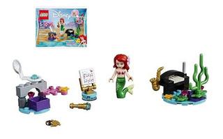 Princesa Ariel Sinfonia Submarina En Bolsa Int 30552 Lego