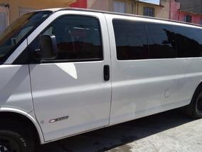 Chevrolet Express 4.3 Passenger Van Paq D 8 Pas V6 Mt 2006
