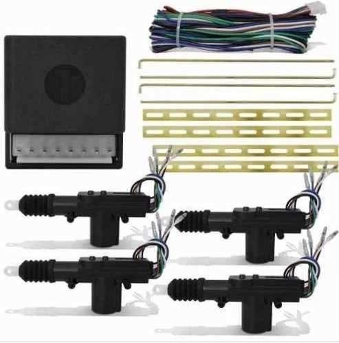 Kit Travas Eletrica Universal 4p Dupla Serventia