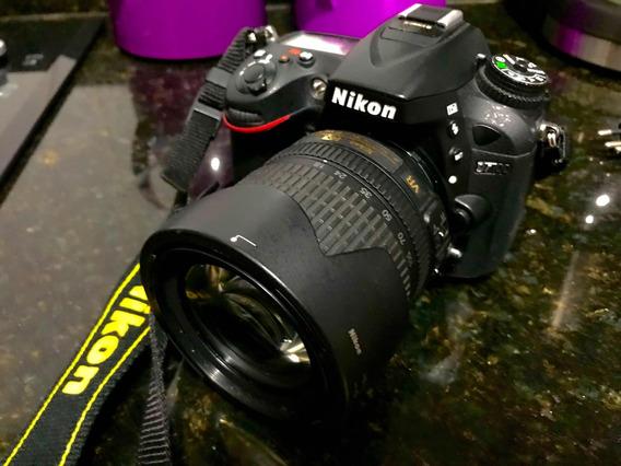 Nikon D7100 Leia A Descrição