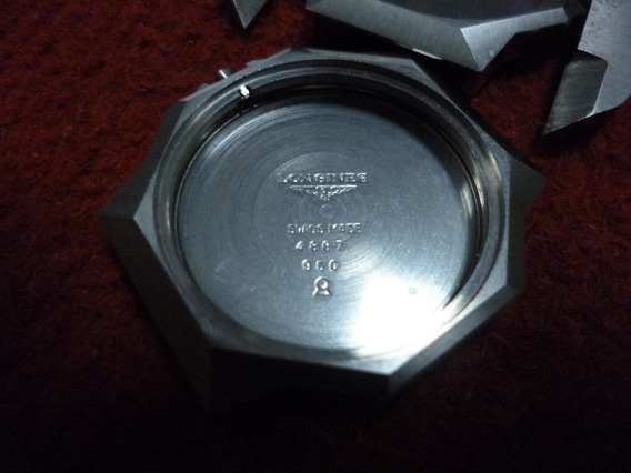 Longines Caixa Masculina Swiss Made, 4882 950 Sm Nova