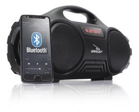 Caixa De Som Bluetooth Portátil Grasep D-q13 Fm Amplificada