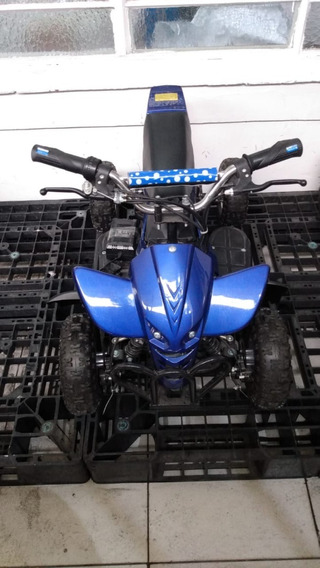 Mini Quadriciclo 49cc - Exposição