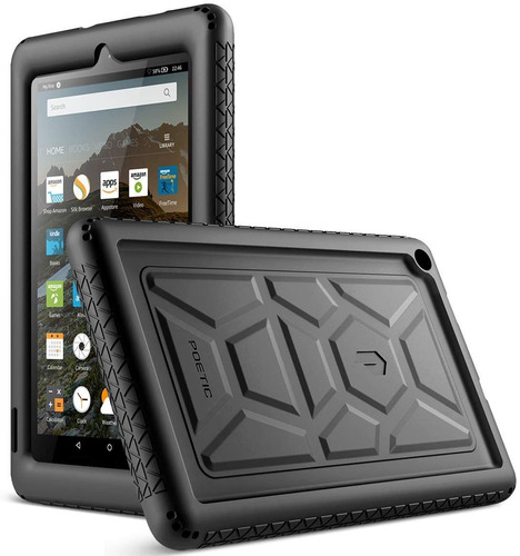 Forro Goma Tablet Amazon Fire De 7 Pulgadas 9na Generacion