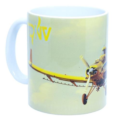 Imagem 1 de 3 de Caneca Aviação Agrícola Tdnv Ipanema 202a