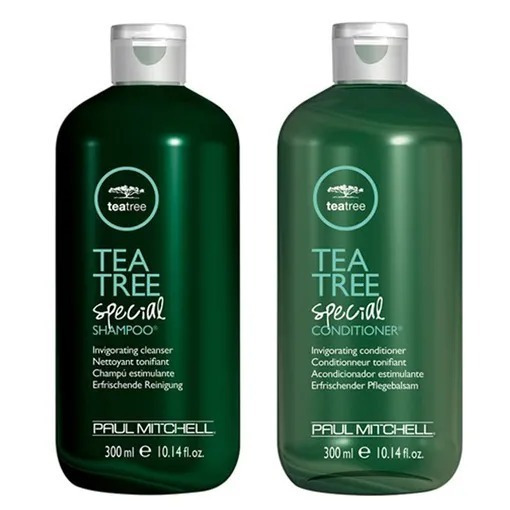 Sh + Cond Paul Mitchell Tea Tree Special 300ml Cada + Brinde