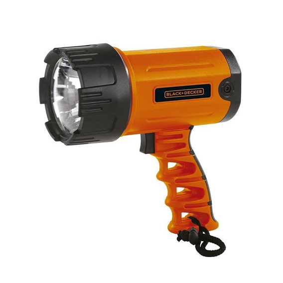 Lanterna Portátil Recarregável Bivolt Bsl100-br Black Decker