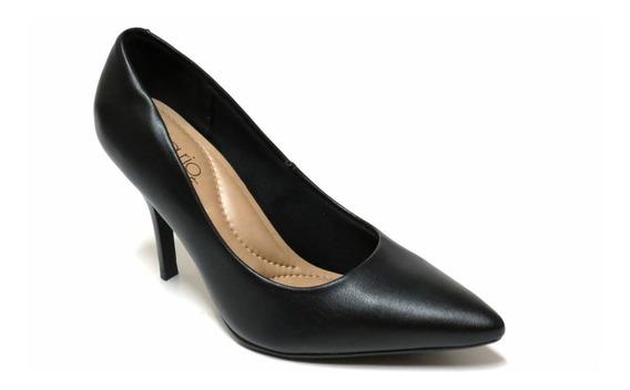 Zapatos Stilettos Mujer Beira Rio Taco Alto 35/40 41221100
