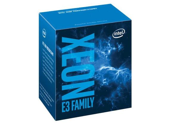 Processador Xeon E3 Intel Quad Core 8mb 8gt/s Ddr4/ddr3l Nf