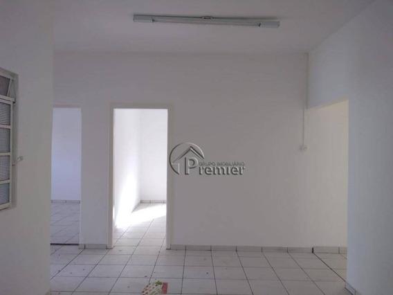 Casa Para Alugar, 144 M² Por R$ 2.300/mês - Jardim Dom Bosco - Indaiatuba/sp - Ca1575