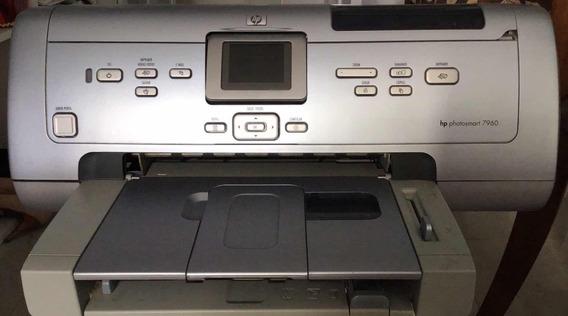 Impressora Fotográfica Hp Photosmart 7960