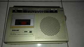 Rádio Gravador Sony