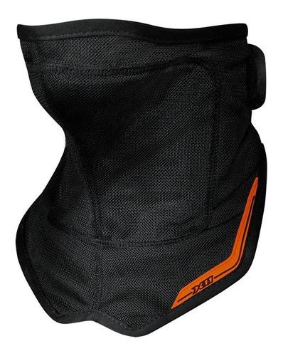 Protetor Pescoço X11 Anti Cerol P/linhas Pipa Ventilado Moto