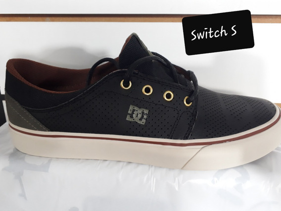 Tenis Dc Shoes Switch S