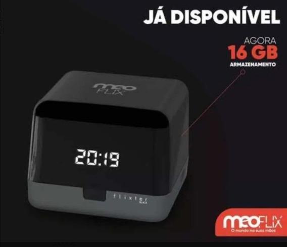 Controle Meoflix 16 Black Sem Antena