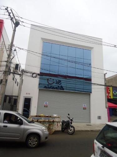 Comercial - Aluguel - Loteamento Remanso Campineiro - Cod. Sa0076 - Lsa0076