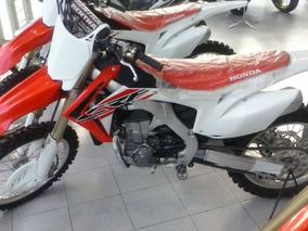 Moto Honda Crf 450 R 2016 - 0km