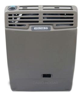Calefactor Volcan T/b 3800 Kcal./h + Tiraje Y Sombrerete