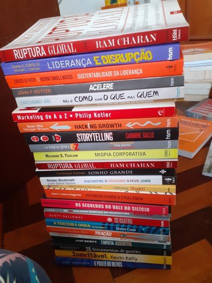 Lote Livros De Marketing Os Melhores