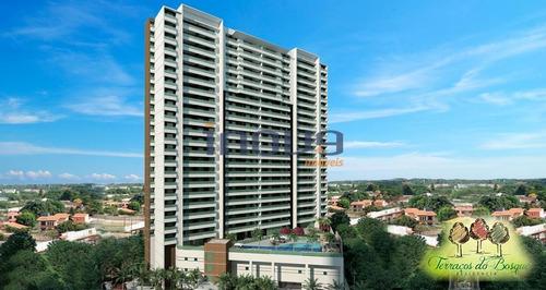 Imagem 1 de 19 de Apartamento Com 3 Dormitórios À Venda, 117 M² Por R$ 690.000,00 - Parquelândia - Fortaleza/ce - Ap0110