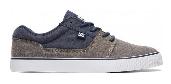 Zapatilla Hombre Tonik Tx Se Gris Dc Shoes
