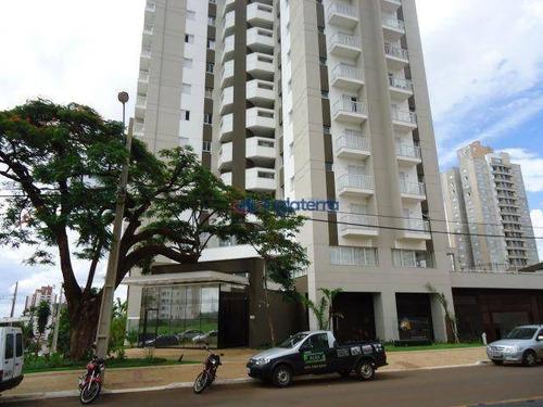 Apartamento À Venda, 81 M² Por R$ 515.000,00 - Gleba Palhano - Londrina/pr - Ap0634