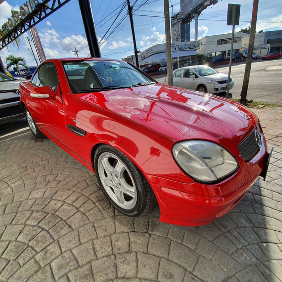 Mercedes-benz Clase Slk 2002