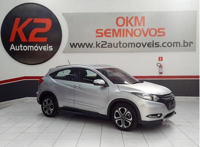 Honda - Hr-v Ex 1.8 Aut. 2016 - Único Dono