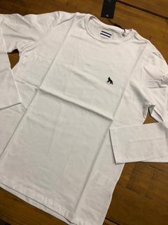 Camiseta Manga Longaacostamento