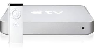 Apple Tv 1ra Generación 160gb (excelente Estado)